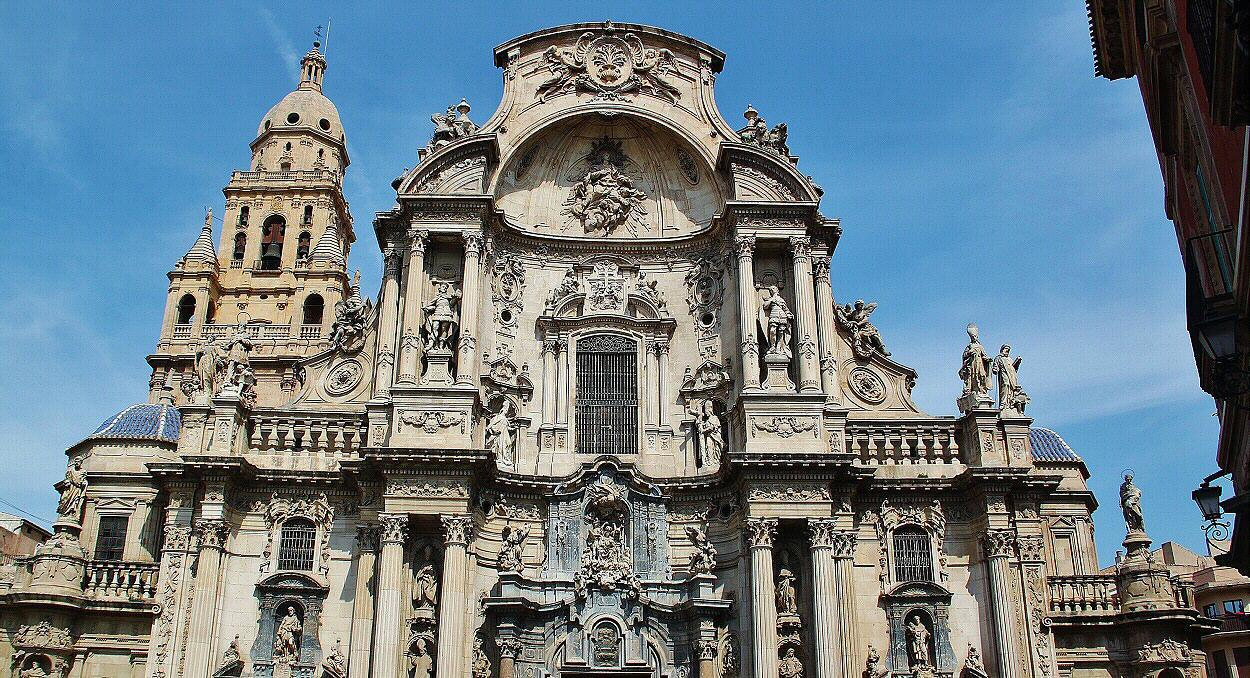 5 edificios emblemáticos de la ciudad de Murcia